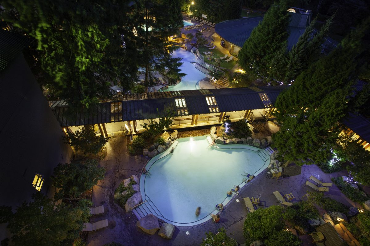 Harrison Resort Pools