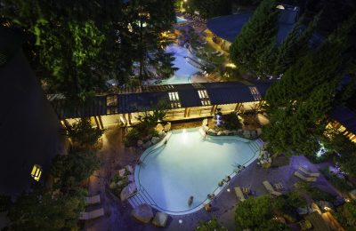 Harrison Resort Pools