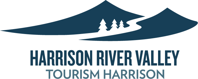 Harrison River Valley and Tourism Harrison Logo