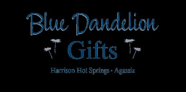 blue dandelion logo