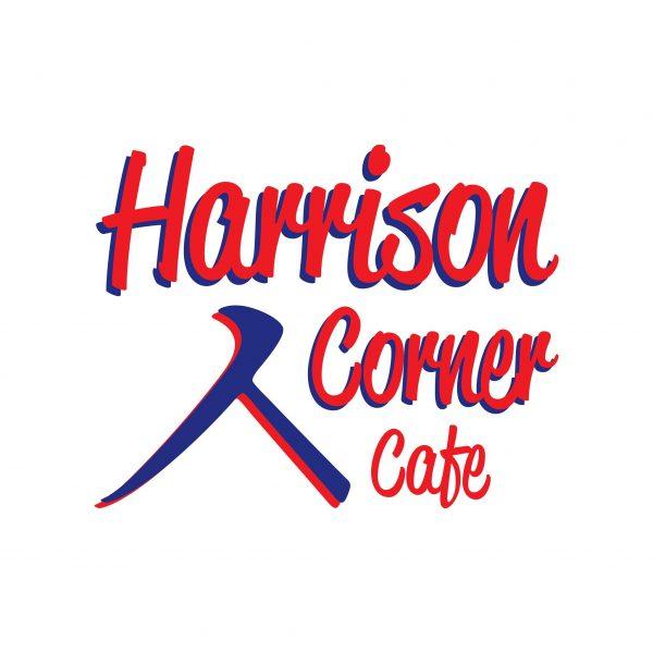 harrison corner cafe logo